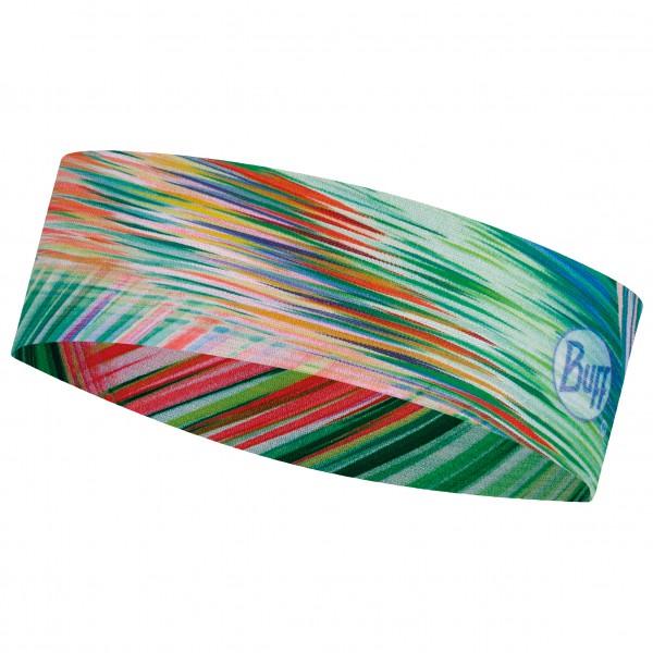 Buff - CoolNet UV+ Slim Headband - Stirnband Gr One Size schwarz 120060
