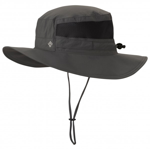Columbia - Bora Bora Booney - Hat Size One Size  Black/grey