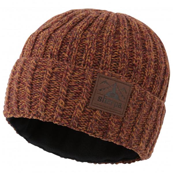 Sherpa - Gurung Hat - Mütze Gr One Size braun/schwarz/grau KH1268