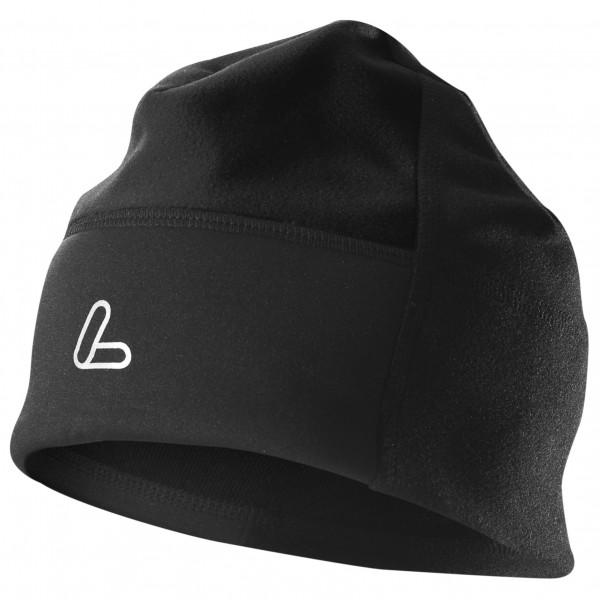 Löffler - Windstopper-Fleece Mütze taille One Size, noir
