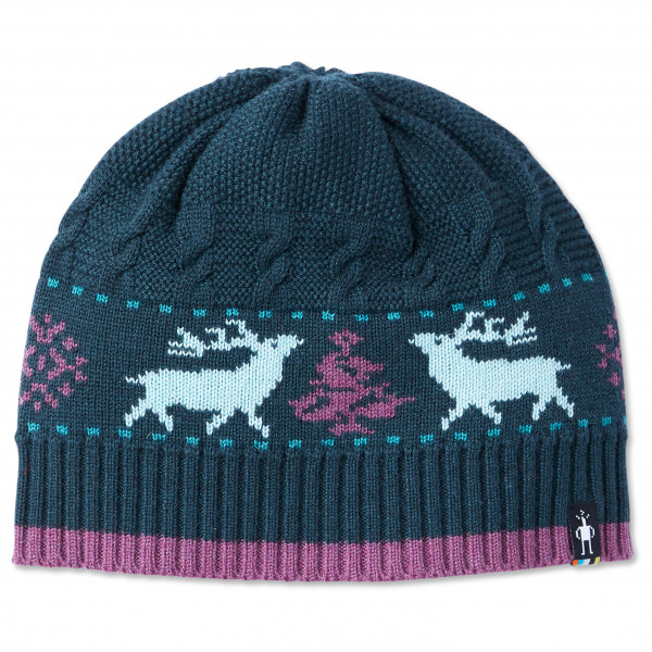 Smartwool - Chup Kaamos Beanie - Bonnet taille One Size, bleu