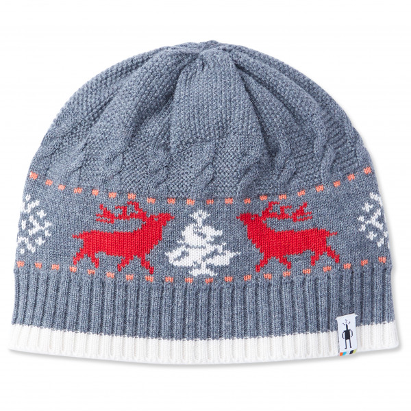 Smartwool - Chup Kaamos Beanie - Bonnet taille One Size, gris
