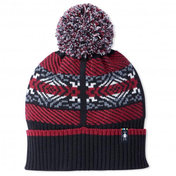 Smartwool - Chup Speren Beanie - Bonnet taille One Size, noir/violet/gris