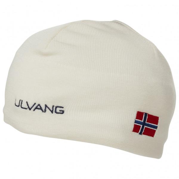 Ulvang - Lillehammer Hat - Bonnet taille 56 cm, blanc/gris
