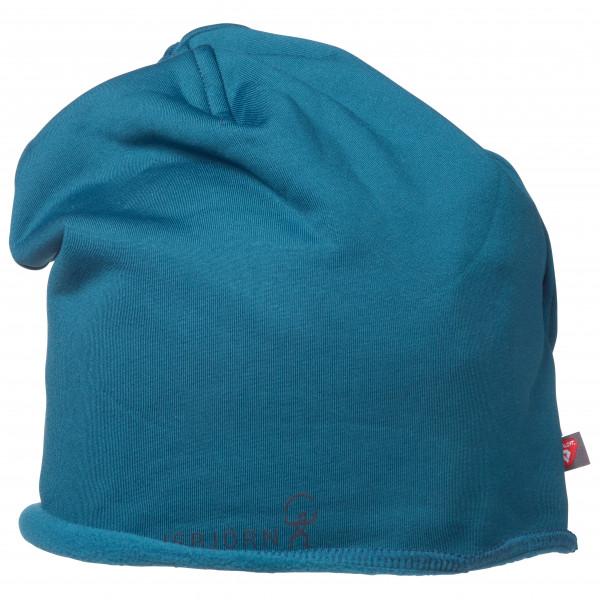 Isbjörn - Kid's Panda Beanie - Mütze Gr 56-58 cm blau 6320-21-88