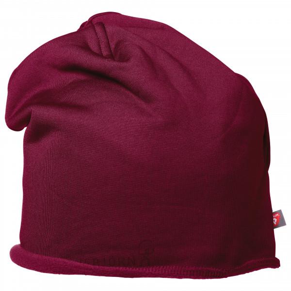 Isbjörn - Kid's Panda Beanie - Mütze Gr 48-50 cm lila/rot 6320-27-94
