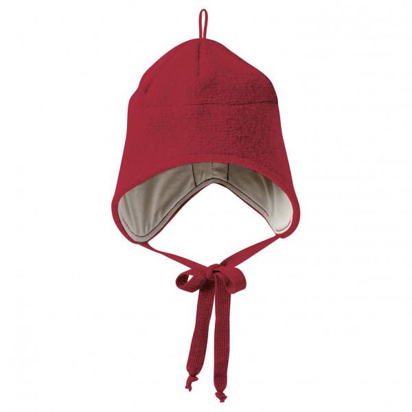 disana - Kid's Walk-Mütze - Mütze Gr 1 rot 3621398001398