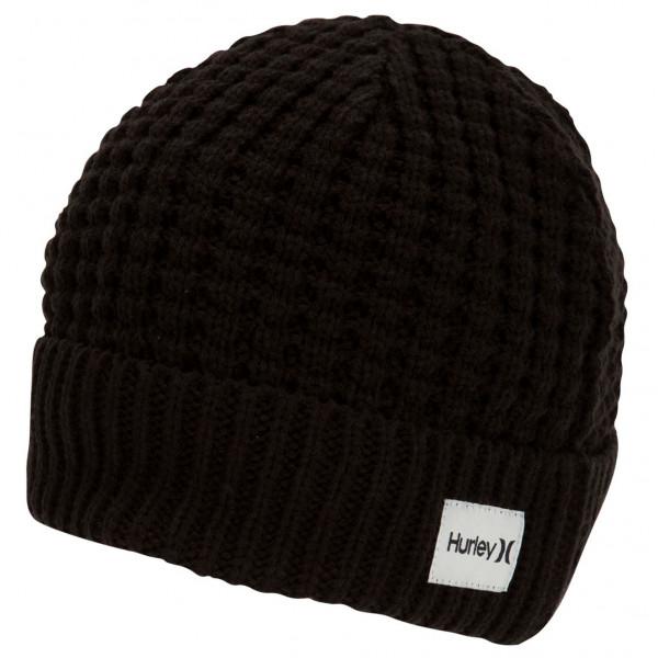 Hurley - Sierra Beanie - Mütze Gr One Size schwarz CI7104-010-1SIZE