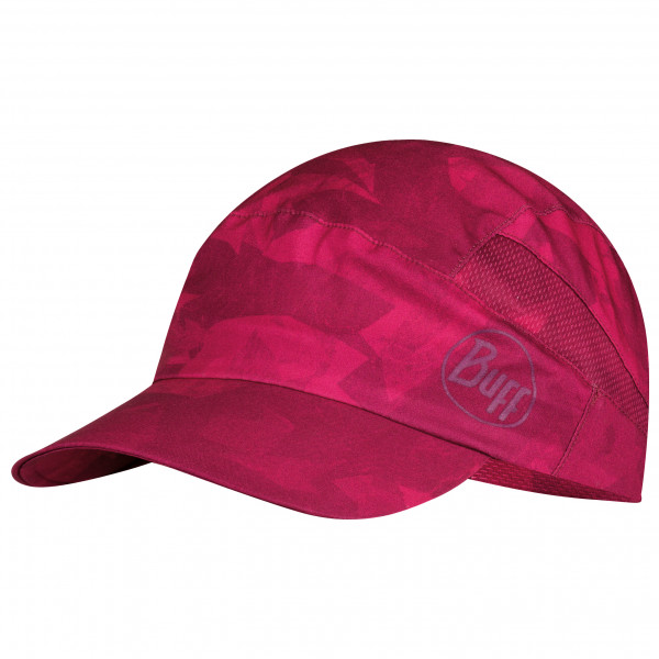 Buff - Womens Pack Trek Cap - Cap Size 52 - 59 Cm  Pink/red