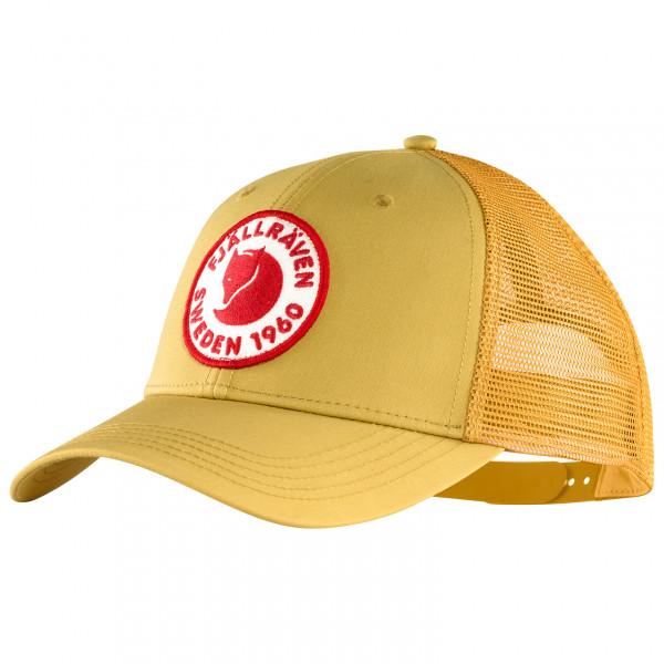 Fjllrven - 1960 Logo Lngtradarkeps - Cap Size S/m  Orange