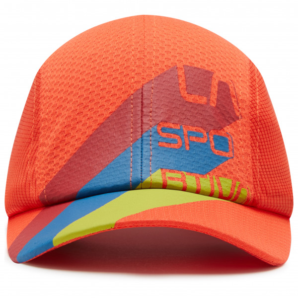 La Sportiva - Stream Cap Size S  Red/orange