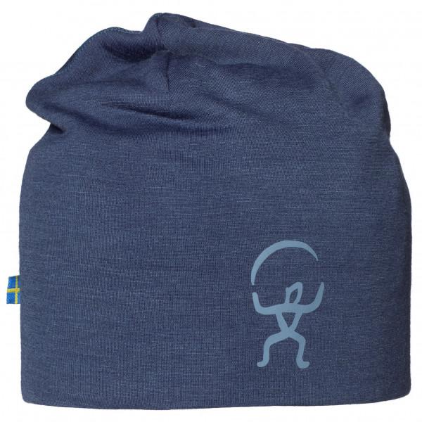 Isbjörn - Kid's Husky Beanie - Mütze Gr 48-50 cm blau 6040-62-94