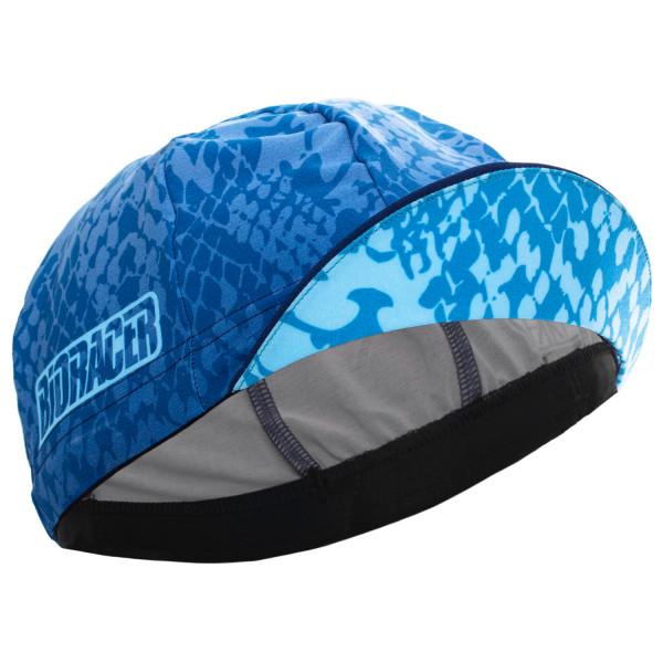 #Bioracer – Technical Cap – Radmütze Gr Uni blau/grau/schwarz#