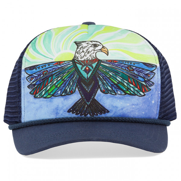 Sunday Afternoons - Kid's Artist Series Cooling Trucker - Cap Gr M/L rosa/lila S2D04725
