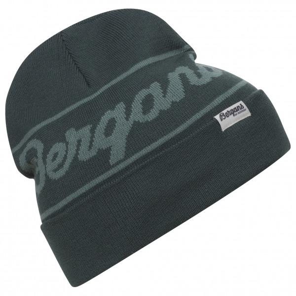 Bergans - Bergans Logo Beanie - Mütze Gr One Size schwarz 213886