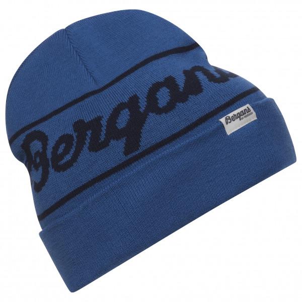 Bergans - Bergans Logo Beanie - Mütze Gr One Size blau 213890