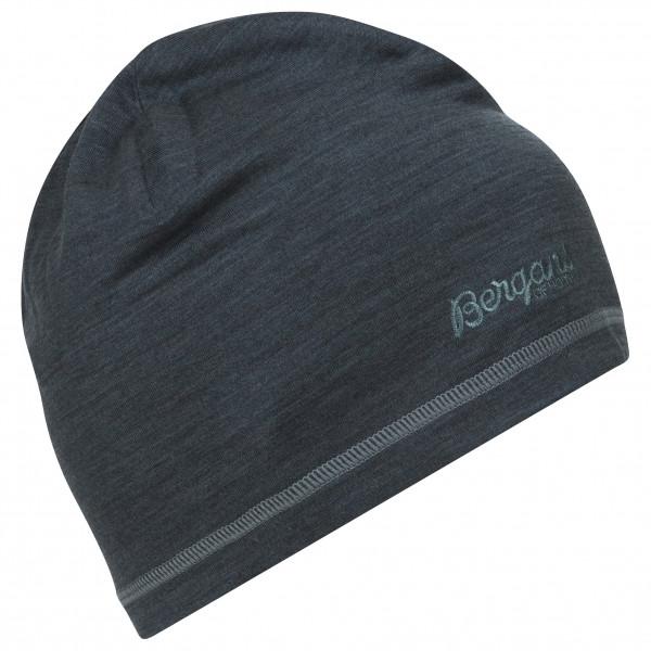Bergans - Bergans Wool Beanie - Mütze Gr 56 cm schwarz 213869