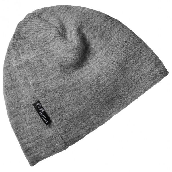 Mufflon - Wind - Mütze Gr One Size grau 43187