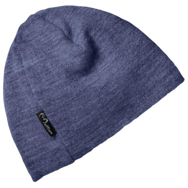 Mufflon - Wind - Mütze Gr One Size blau 43187