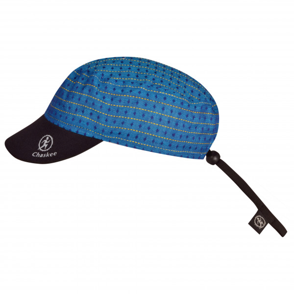 Chaskee - Reversible Cap Dobby - Cap Gr One Size blau/schwarz 001-dob-1