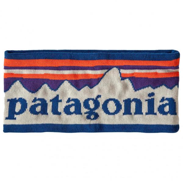 Patagonia - Powder Town Headband - Stirnband Gr One Size grau/blau/lila 28761-FRSW-ALL