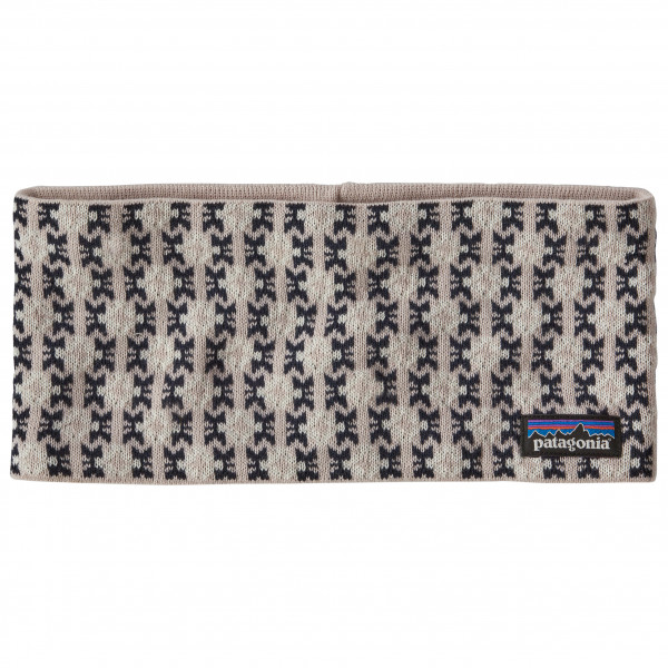 Patagonia - Powder Town Headband - Stirnband Gr One Size grau/schwarz 28761-STKP-ALL