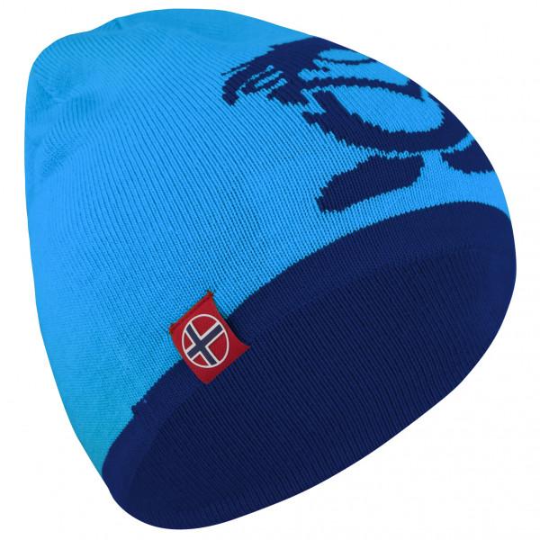 Trollkids - Kid's Troll Beanie - Mütze Gr 48-52 cm blau 920-117-050