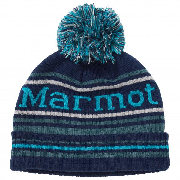 Marmot - Kid's Retro Pom Hat - Mütze Gr One Size blau 17990-5995-ONE