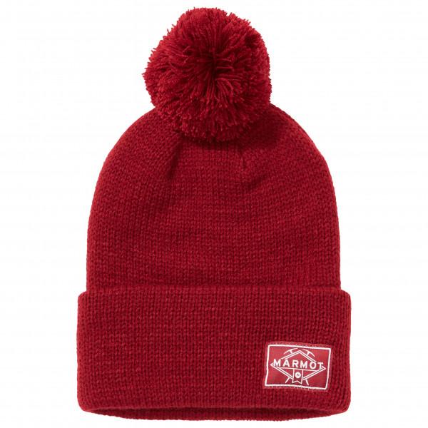 Marmot - Marshall Hat - Mütze Gr One Size rot 82670-066-ONE