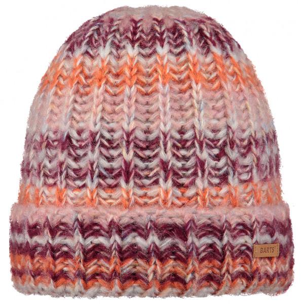 Barts - Kid's Lexieh Beanie - Mütze Gr 53 cm;55 cm grau/beige;grau/rot/beige 5038
