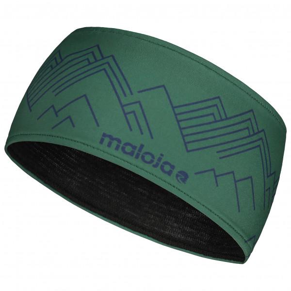 Maloja - RangjingM. - Stirnband Gr One Size türkis/schwarz/oliv 30317-1-8415-OS