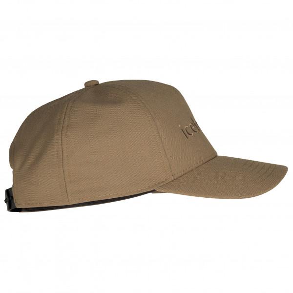 Icebreaker - Icebreaker Logo Hat - Cap Gr One Size braun 104990