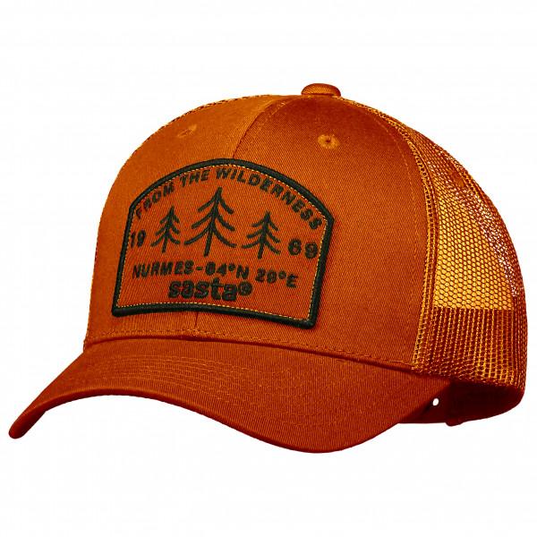 Sasta - Wilderness Cap - Cap Gr One Size rot 20-4012 -0008-1