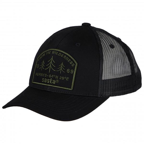 Sasta - Wilderness Cap - Cap Gr One Size schwarz 20-4012 -0008-1