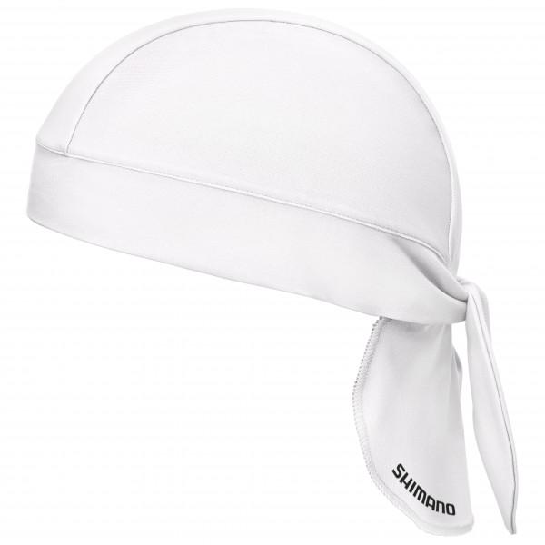 Shimano - Bandana - Radmütze Gr One Size weiß/grau PCWOABSUS12UW0101