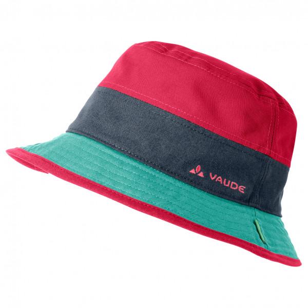 Vaude - Kids Leza Hat - Hat Size S  Pink/turquoise