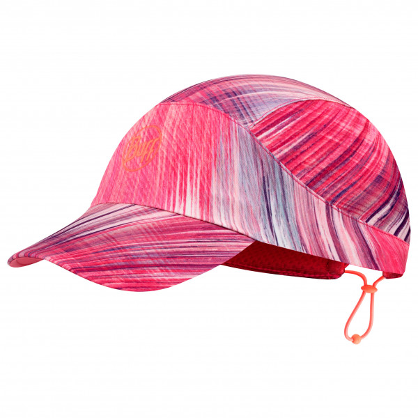 Buff - Pack Run Cap Size S/m  Pink/red