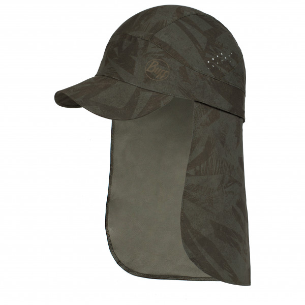Buff - Pack Sahara Cap Size S/m  Black/olive