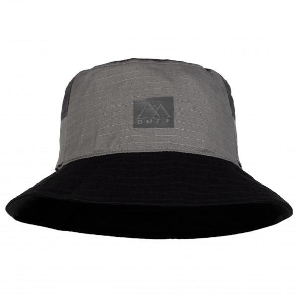 Buff - Sun Bucket Hat - Hat Size S/m  Black/grey