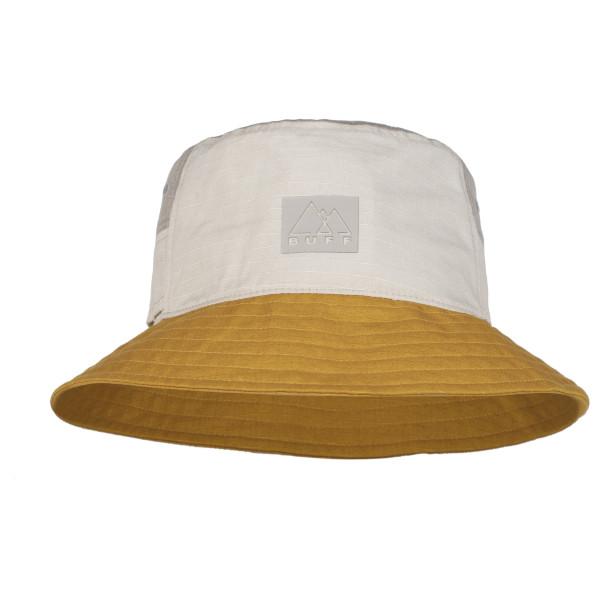 Buff - Sun Bucket Hat - Hat Size S/m  Brown/grey/white/orange