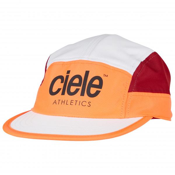 Ciele Athletics - GOCap Athletics - Cap Gr One Size beige/weiß/orange CLGCSA-OR001