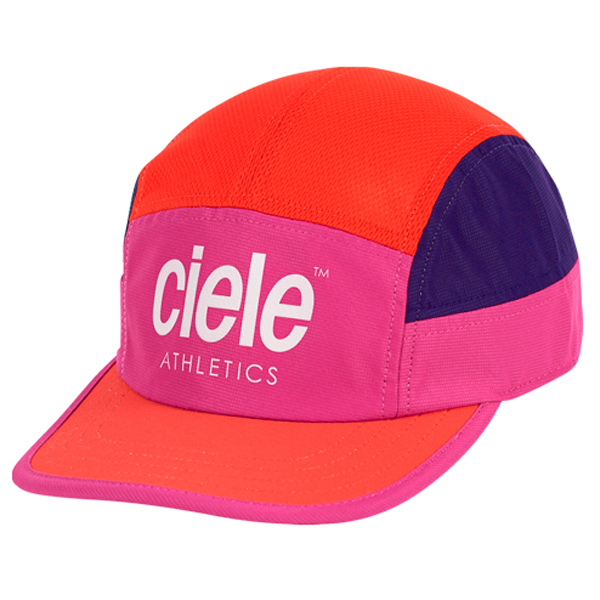 Ciele Athletics - GOCap SC Athletics - Cap Gr One Size rosa/rot CLGCSCA-PO001