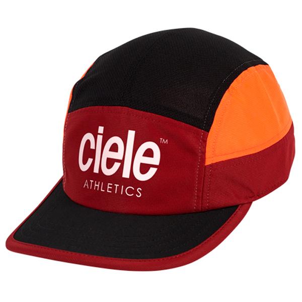 Ciele Athletics - GOCap SC Athletics - Cap Gr One Size schwarz/rot CLGCSCA-WN001
