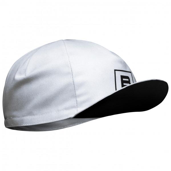 Biehler - Biehler Cap - Radmütze Gr One Size grau/weiß/schwarz 0709800.WHITE