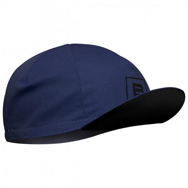 Biehler - Biehler Cap - Radmütze Gr One Size blau/schwarz;grau/weiß/schwarz;schwarz 0709800