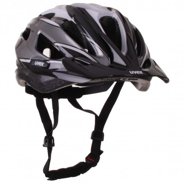 Boss Compact - MTB-Helm Gr 53-58 schwarz/grau