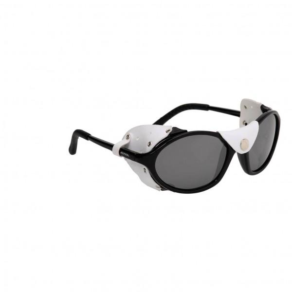 Alpina - Sibiria Ceramic Mirror Black S4 - Gletscherbrille schwarz/weiß