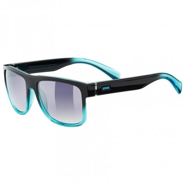 Uvex - LGL 21 Mirror S3 - Sonnenbrille Gr One Size grau/schwarz/türkis OoO0fGB