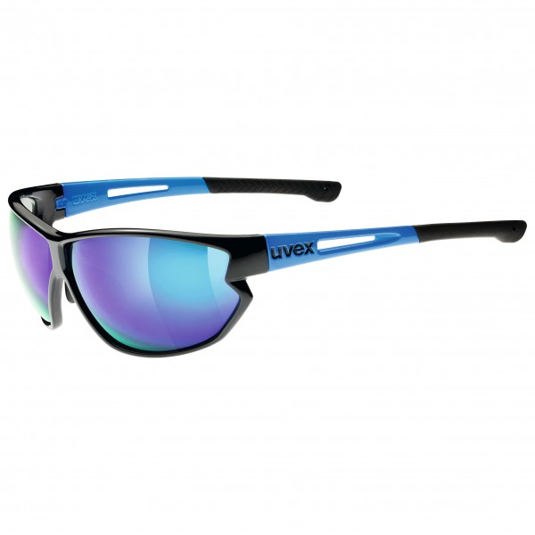 Sportstyle 810 Mirror Blue S3 - Sonnenbrille blau/grau/schwarz