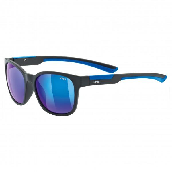 Uvex - LGL 21 Mirror S3 - Sonnenbrille Gr One Size grau/schwarz/türkis DHQjGhbnH